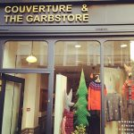 Our Knitwear Launch at Couverture & The Garbstore