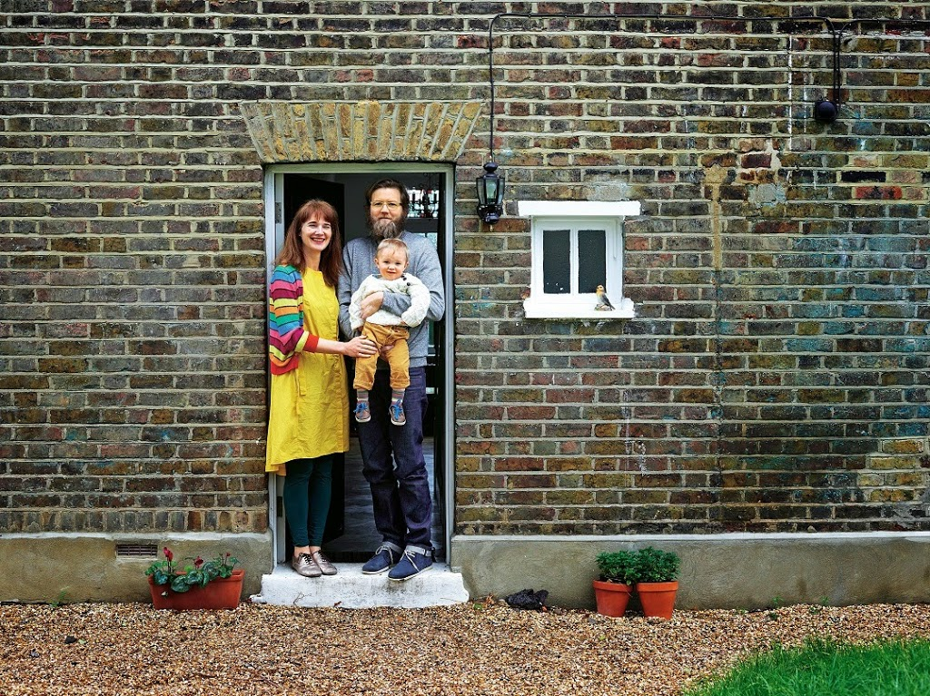 Donna, Jon, and Eli's new home in The Telegraph!