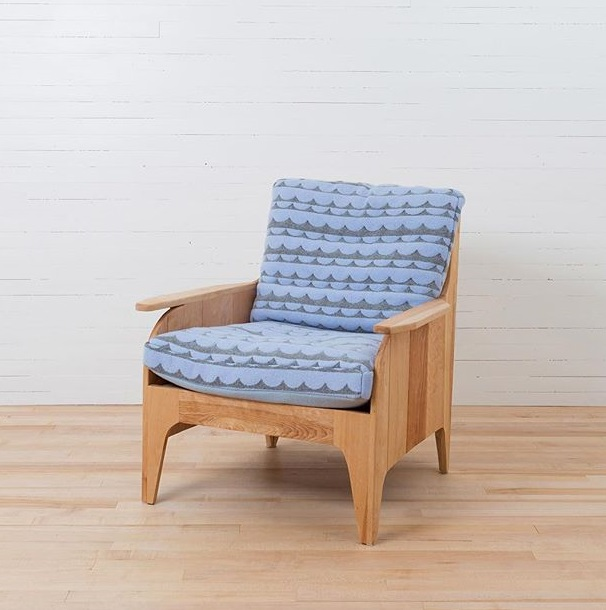 Bertha Chair Fogo Island Donna Wilson