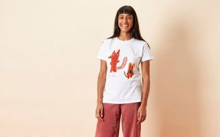 Donna Wilson - Cyril Squirrel T-Shirt