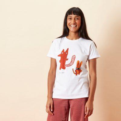 Cyril + Rill T-Shirt - Donna Wilson