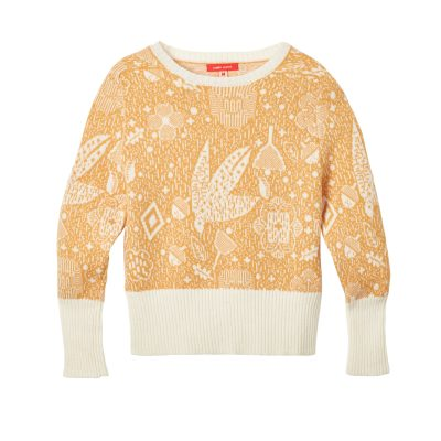Birdie Sweater - Harvest - Donna Wilson
