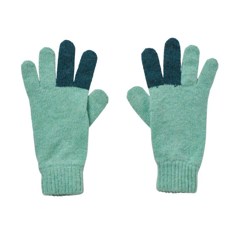 Peace Gloves - Lichen - Donna Wilson