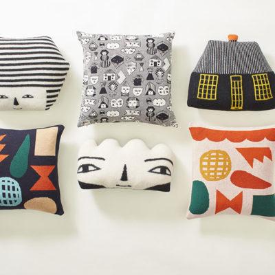 SS20 Cushions - Donna Wilson