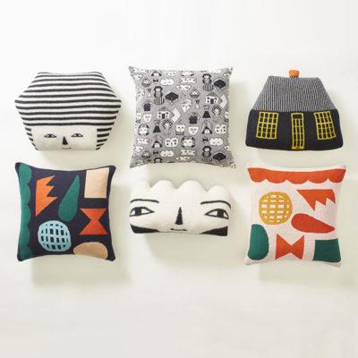 Allsorts Cushions - Donna Wilson