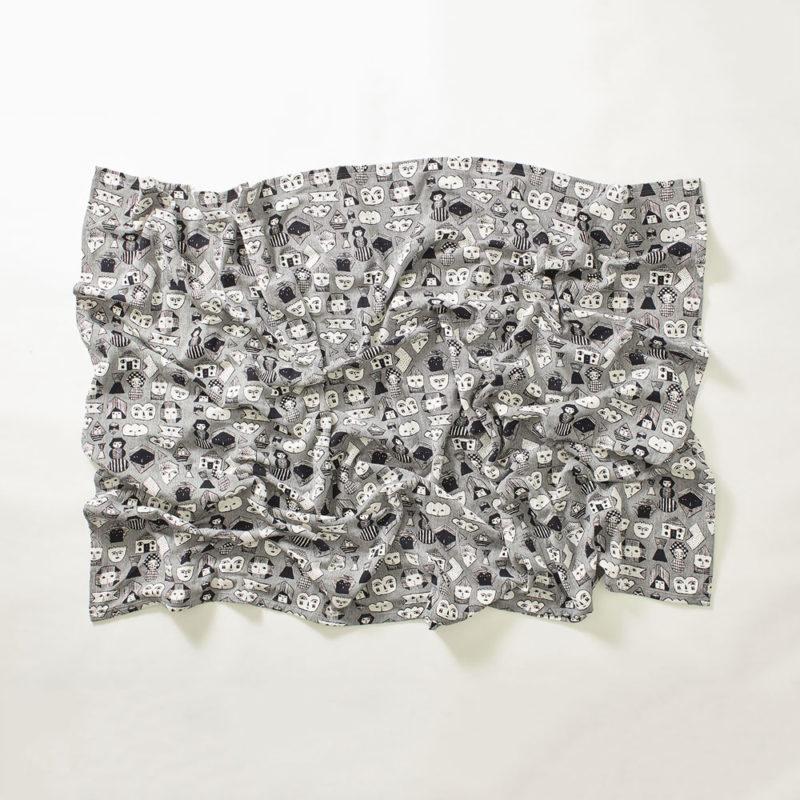 Allsorts Woven Throw - Donna Wilson