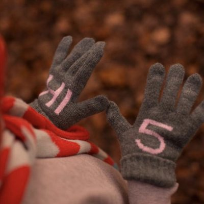 Donna Wilson - Kids' Hi 5 Gloves
