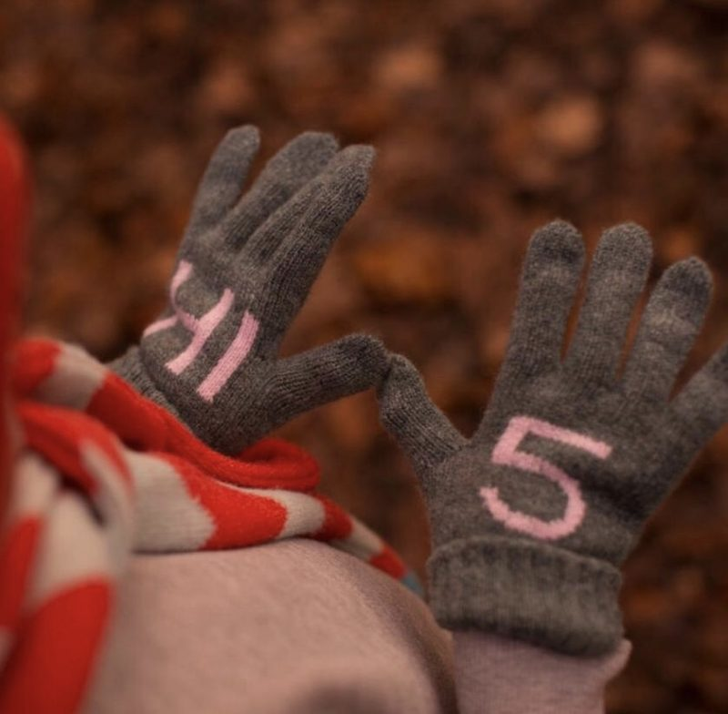 Donna Wilson - Kids' Hi 5 Gloves