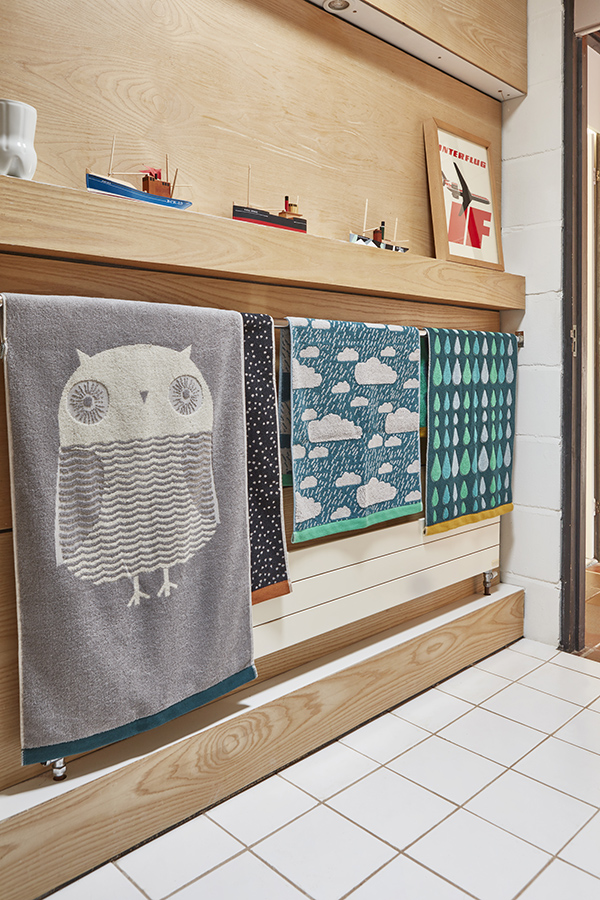 Donna Wilson AW17 Bath Collection