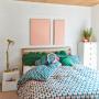 Donna Wilson Bird Feet Bed Set Pink