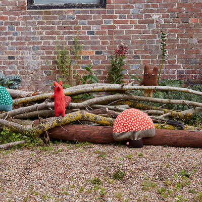 Donna Wilson Creatures and Cushions
