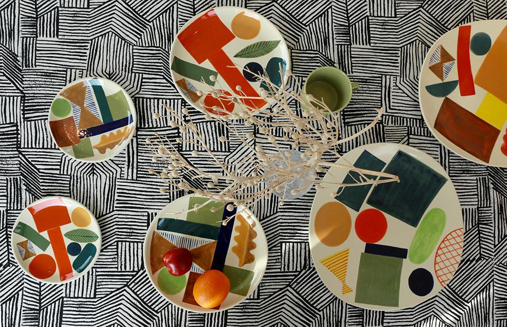 AW19 Stoneware Ceramics - Donna Wilson