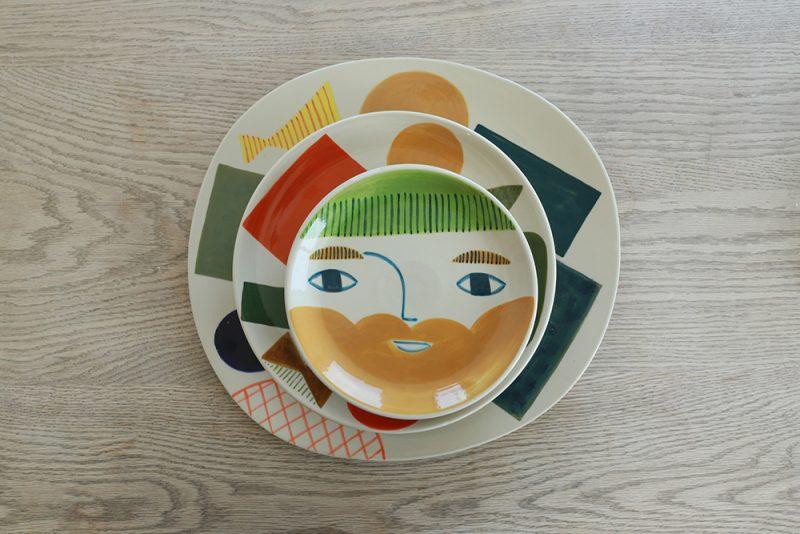 Roddy Plate - Donna Wilson