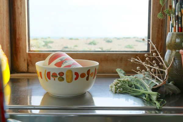 Elements Bamboo Fibre Cup + Bowl - Donna Wilson