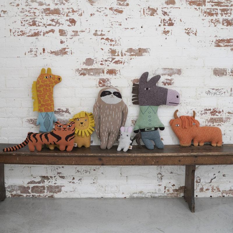AW21 Creatures & Cushions - Donna Wilson