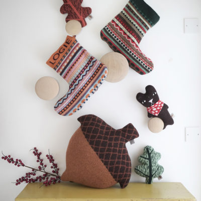 AW21 - Knitted Stockings - Donna Wilson