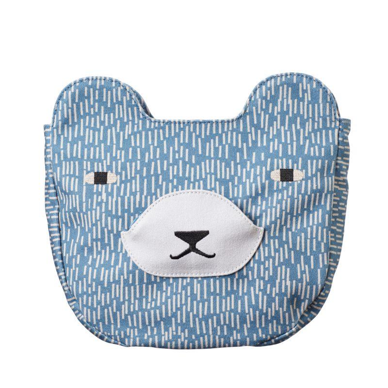 Bear Wash Bag - Donna Wilson