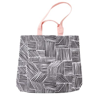 Lino Large Tote Bag - Donna Wilson