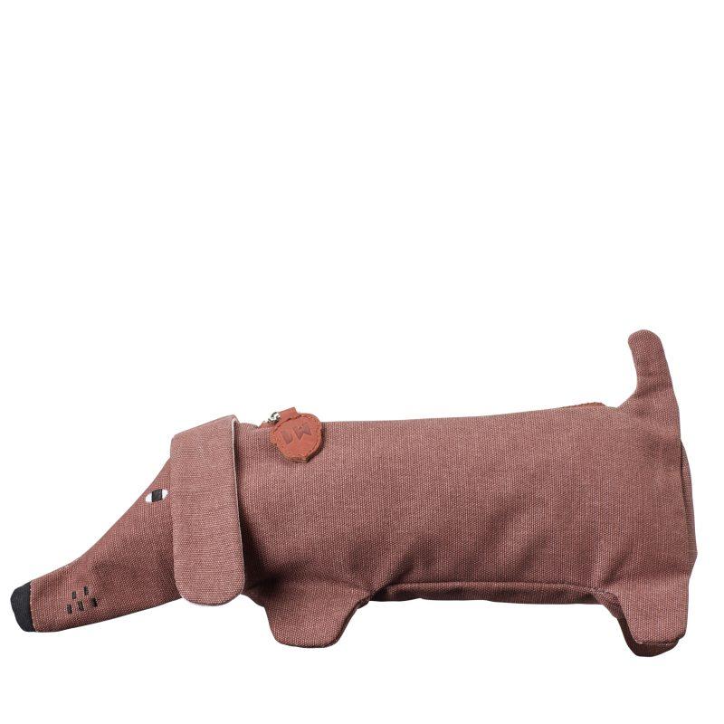 Sausage Dog Pencil Case - Donna Wilson
