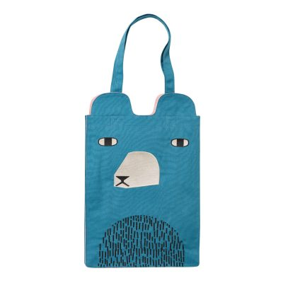 Ted Tote Bag - Donna Wilson