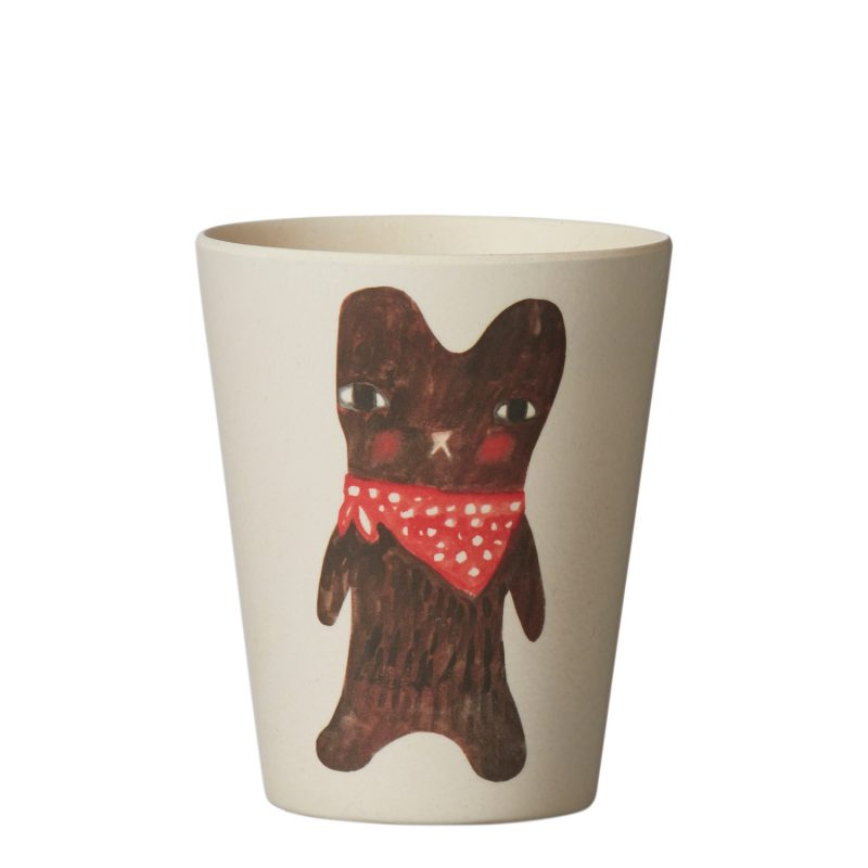 Donna Wilson - Bear Bamboo Cup