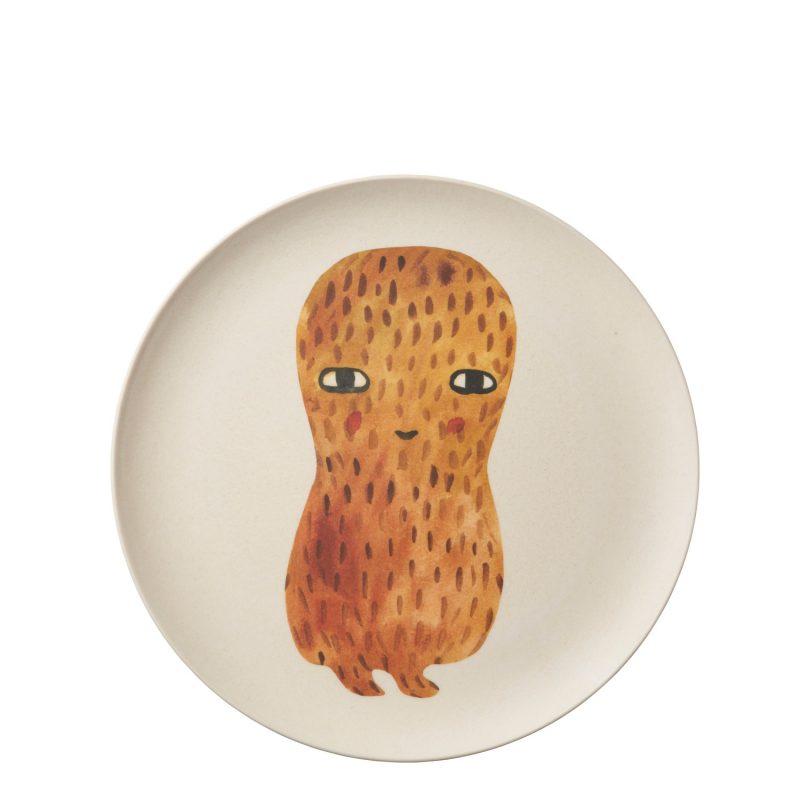 Donna Wilson - Peanut Bamboo Plate