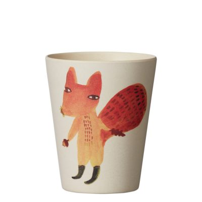 Donna Wilson - Squirrel Bamboo Cup