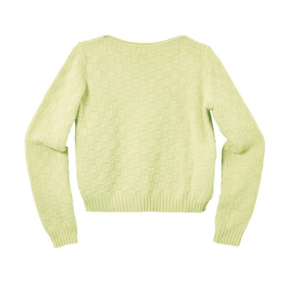 Basket Weave Sweater - Rosemary - Donna Wilson
