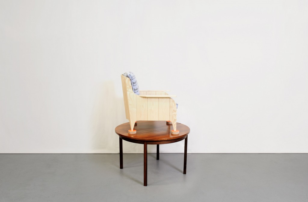 Bertha armchair by Donna Wilson 2012
