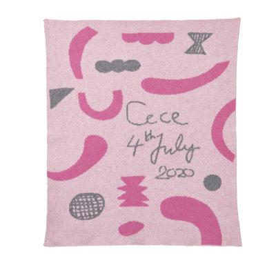 Bespoke Confetti Baby Blanket - Donna Wilson