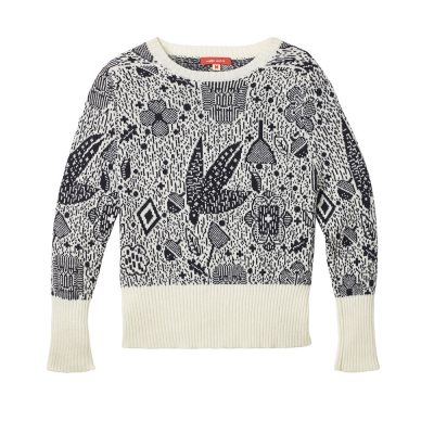 Birdie Sweater - Black - Donna Wilson