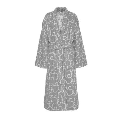 Donna Wilson - Blah Blah Bathrobe - Grey