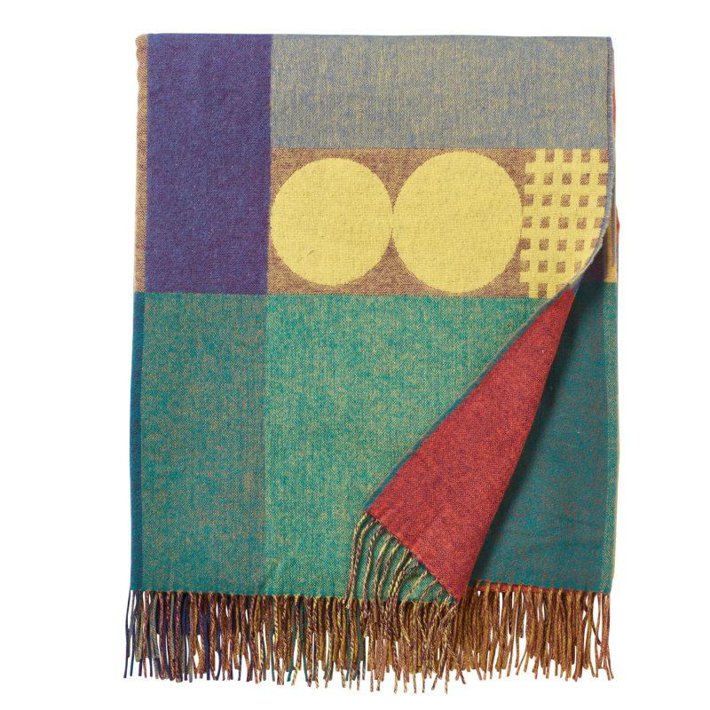 Carnival Woven Throw - Donna Wilson