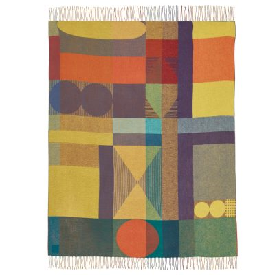 Carnival Woven Throw - Donna Wilson