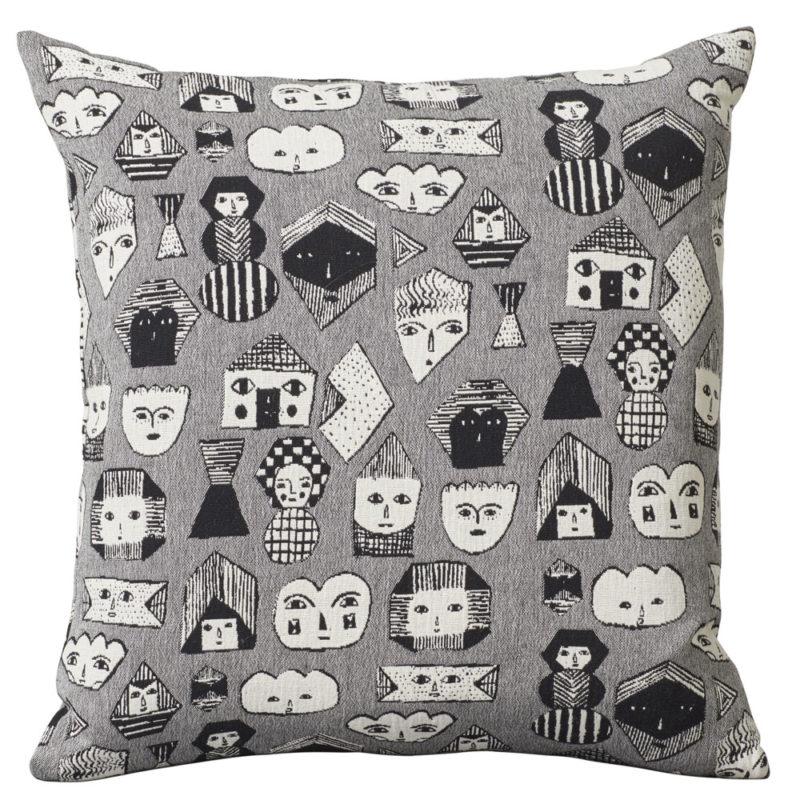 Allsorts Woven Cushion - Donna Wilson