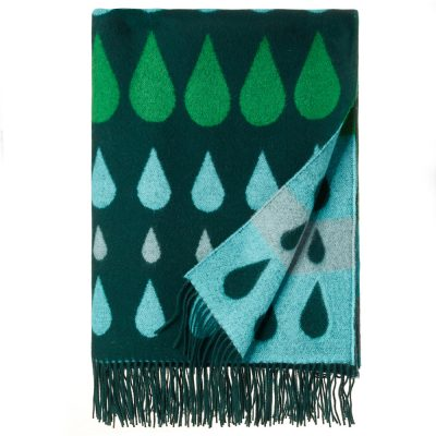 Donna Wilson Raindrop Blanket