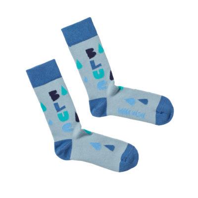 Blue Socks - Donna Wilson