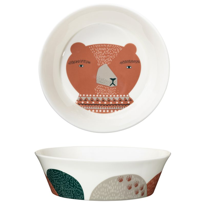 Daddy Bear Bowl Donna Wilson