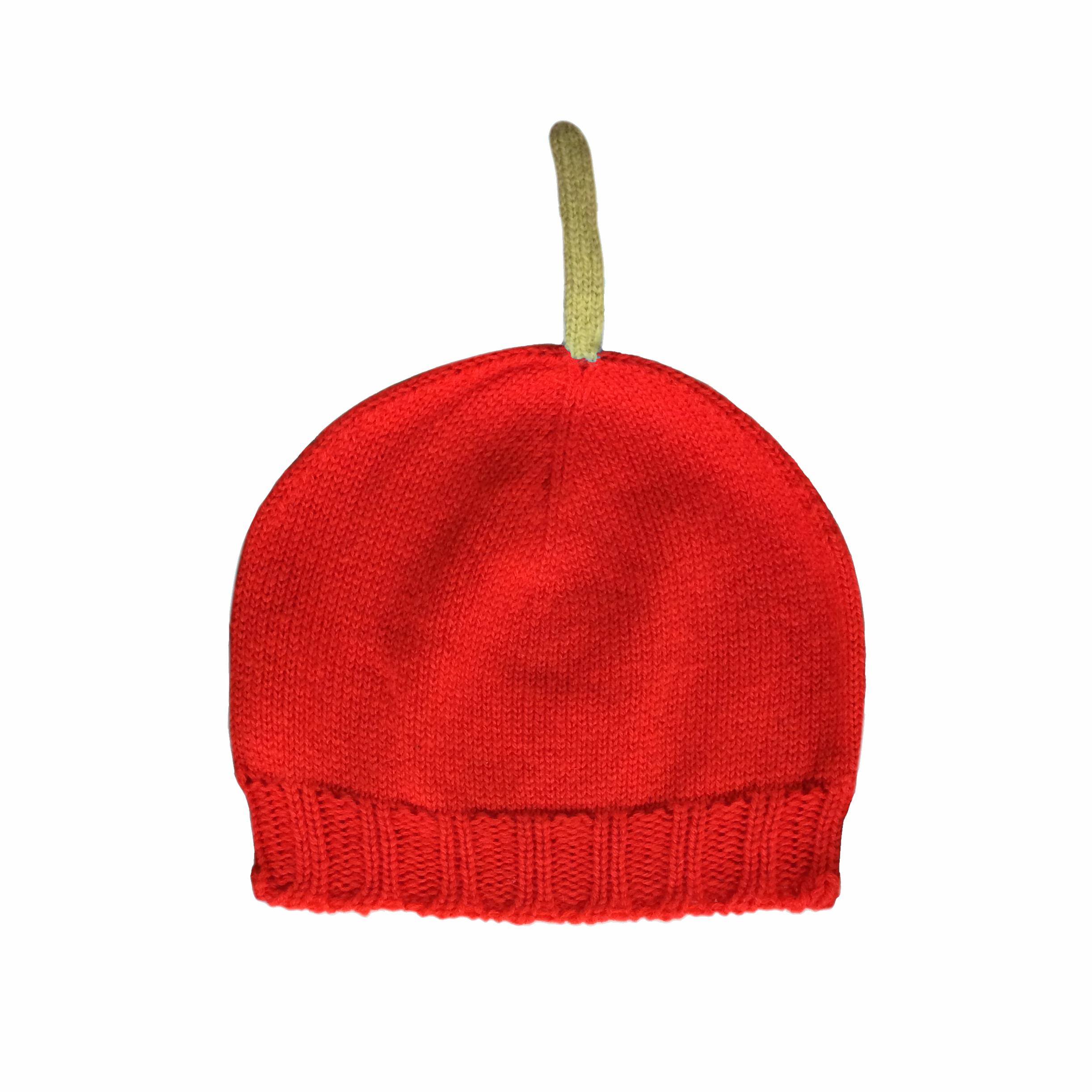 Little Red Baby Hat - Cashmere - Donna Wilson 1ad4e0ea1da