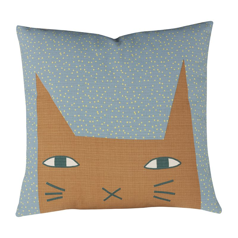 Donna Wilson Cat Ears Cushion Back