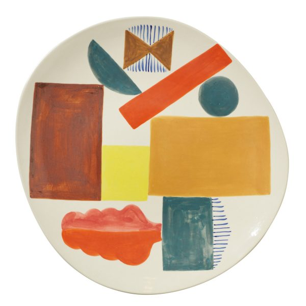 Bow + Oval Platter - Donna Wilson