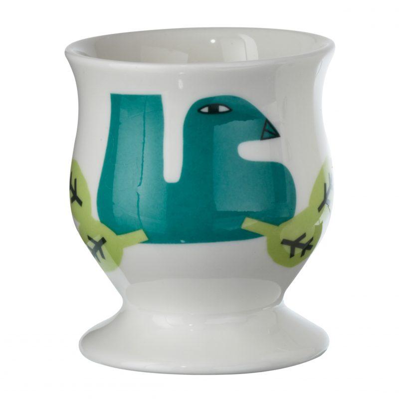 Ceramics - Egg Cup - Bird's Nest