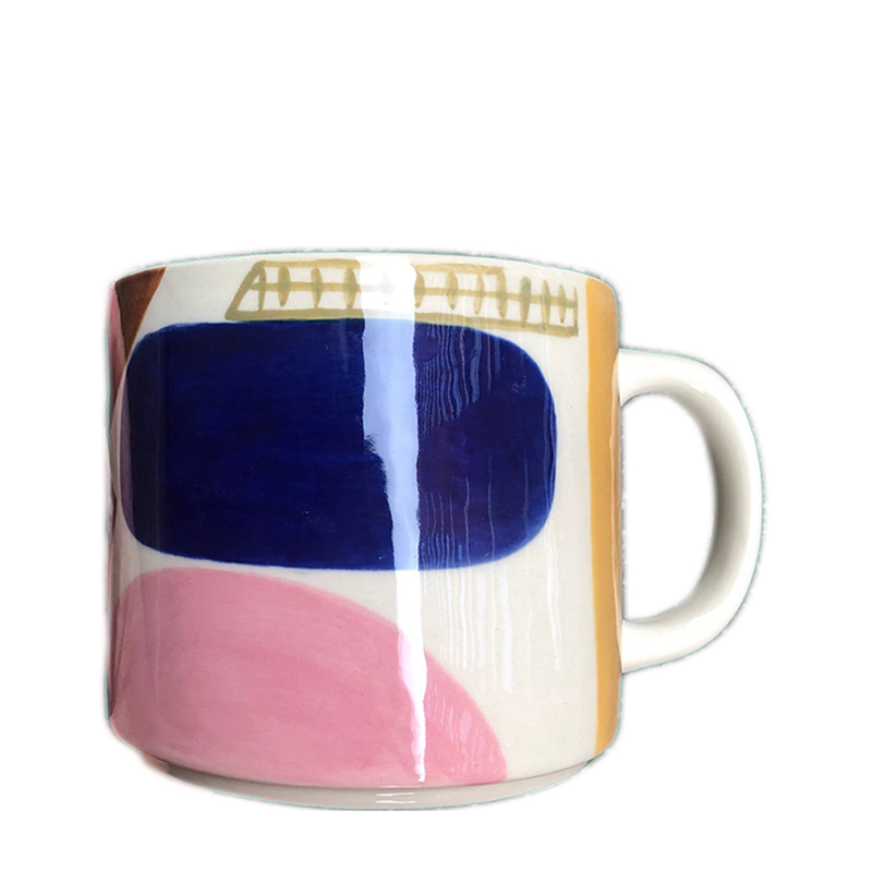 Kaleido Mug - Reverse - Donna Wilson