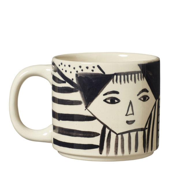 Mono Mug - Donna Wilson