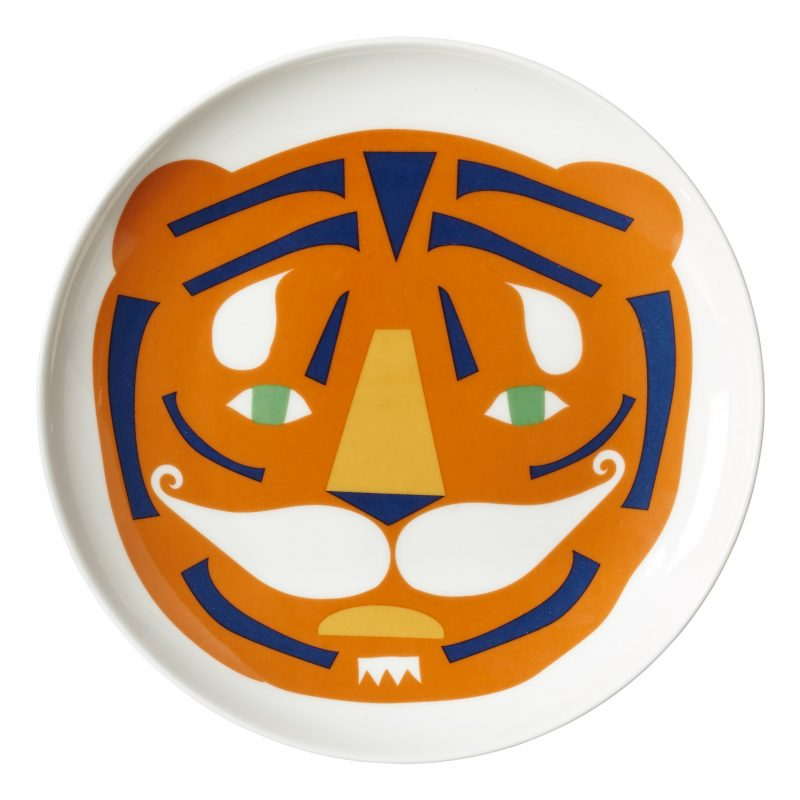 Donna Wilson - Tiger Plate