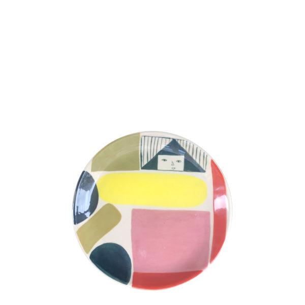 Prism Side Plate - Donna Wilson