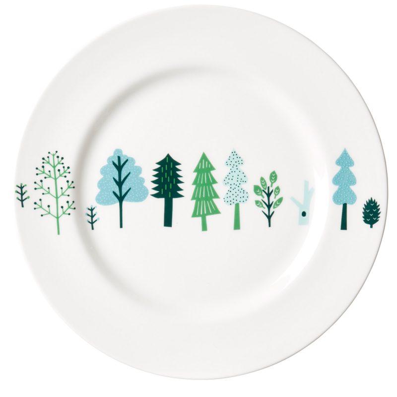 Donna Wilson - Trees Dinner Plate