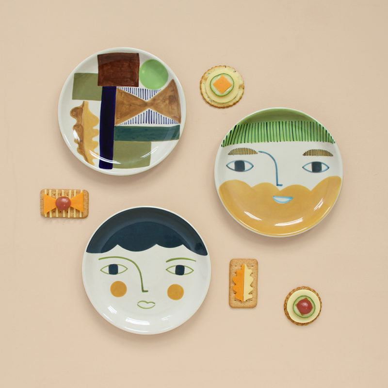 Donna Wilson Stoneware Ceramics
