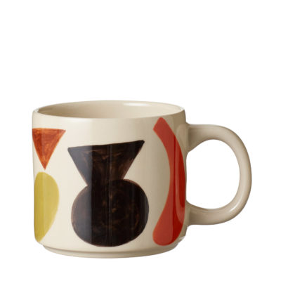Clachan Mug - Front - Donna Wilson