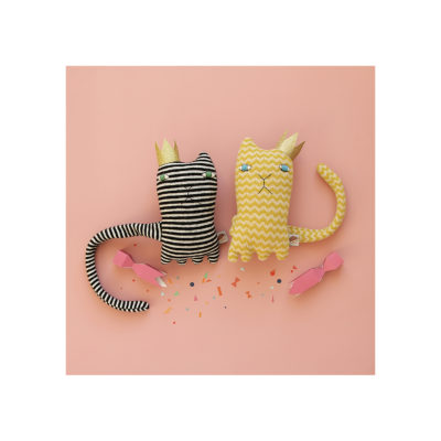 Cosy Greeting Cards - Cracker Cats